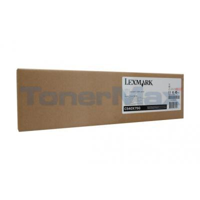 LEXMARK C543DN TONER WASTE BOTTLE